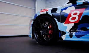 Camo Audi R8