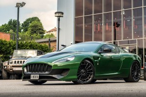 Kahn Vengeance Green Superhero