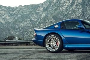 Dodge Viper GTS ADV.1 ADV05 Track Spec Advanced Series Wheels