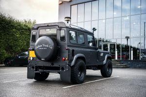 Land Rover Defender 6.2 V-8 Flying Huntsman 105 Long Nose