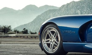 Dodge Viper GTS ADV.1 Wheels