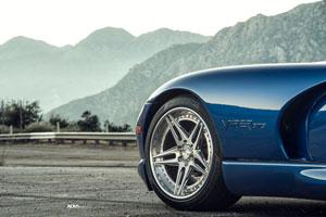 Dodge Viper GTS ADV.1 Wheels