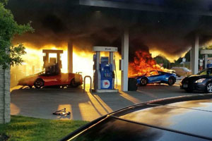 Lamborghini Huracan Performante Burn