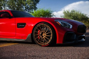 Darwin Pro Mercedes-AMG GT S with ADV15 M.V2 SuperLight Series Wheels by Creative Bespoke