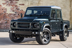 Land Rover Defender Double Cab Pickup – Chelsea Wide Track