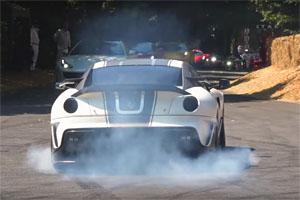 Goodwood Festival of Speed Drifts