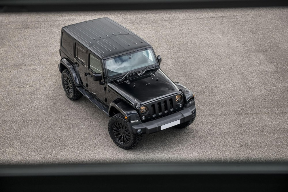 Chelsea Truck Company CJ300 Jeep Expedition
