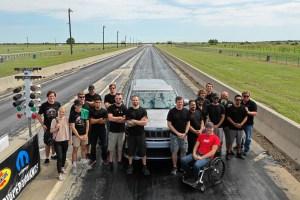Hennessey Performance HPE1200 Jeep Grand Cherokee SRT Trackhawk World Record