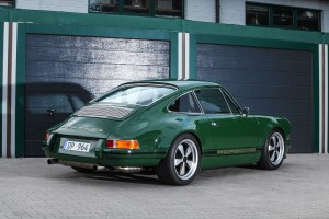 The Speedy Irishman 964 Porsche 911 by DP Motorsport