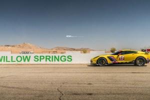 Vengeance Chevy Corvette Z06 with ADV5.0 M.V2 CS Series wheels from Speed Society