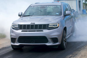 Hennessey Performance HPE1200 Jeep Grand Cherokee SRT Trackhawk