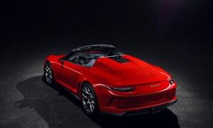 911 Speedster concept