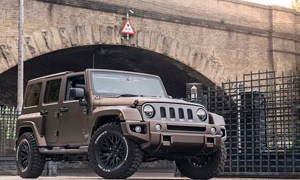 Chelsea Truck Company Jeep Wrangler Night Eagle Black Hawk