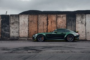 Fostla Mercedes-AMG GT S with ADV5.0 M. V2 CS Series Wheels