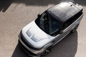 Project Kahn Range Rover Sport 5.0 V8 Supercharged SVR Pace Car First Edition