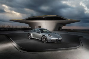 992 Porsche 911 Carrera S