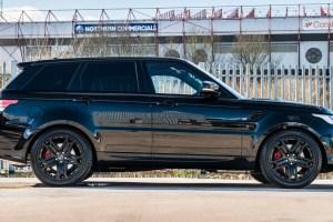 Project Kahn Range Rover Sport Autobiography Dynamic S LE