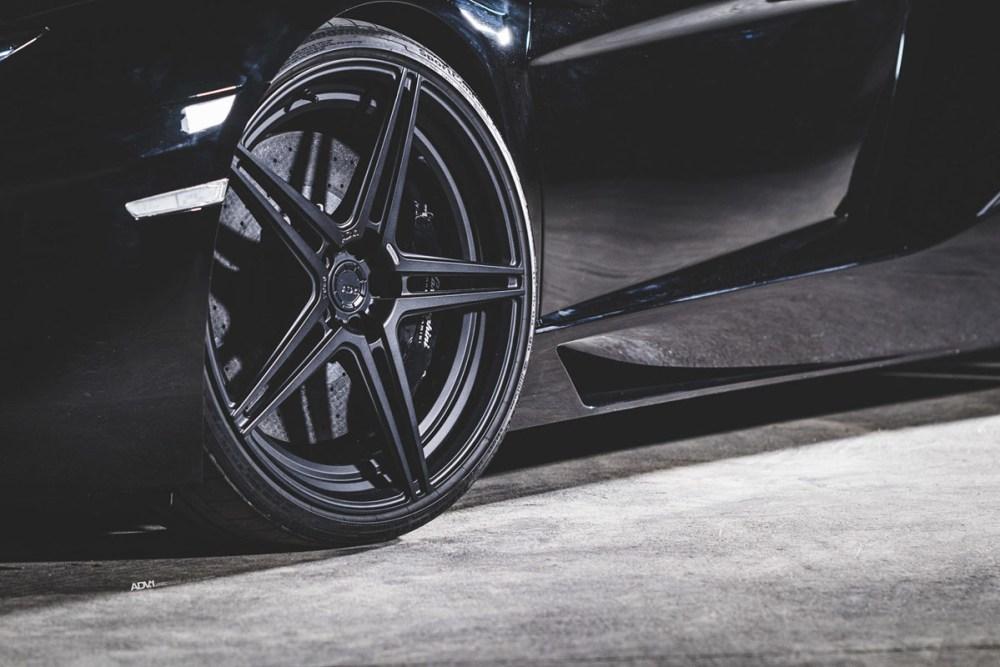 Lamborghini Aventador ADV05 M.V2 SL Series Wheels by Luxury Custom AG