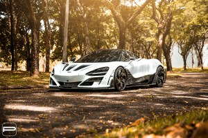 Mansory McLaren 720S with PUR RS05.V2 Wheels