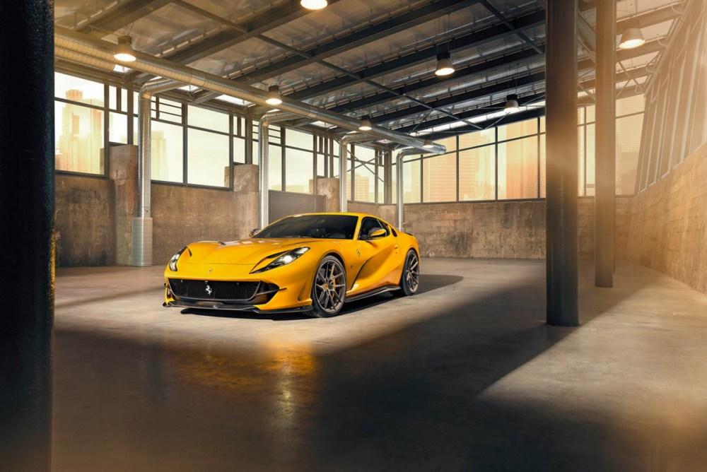 Novitec Ferrari 812 Superfast