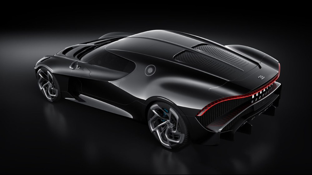 2019 Bugatti La Voiture Noire Sketches By Etienne Gallery: The Bugatti La Voiture Noire Is A One-off Automotive