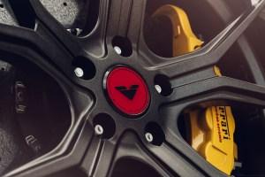 Ferrari 812 Superfast with Vorsteiner V-FF 103 Wheels by TR3 Performance