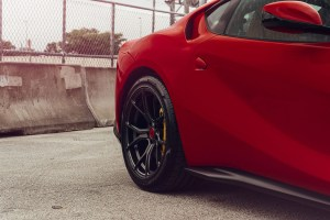 Ferrari 812 Superfast with Vorsteiner V-FF 103 Wheels by TR3 Performance