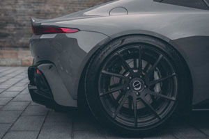 Aston Martin Vantage Brixton Forged R10D Wheels