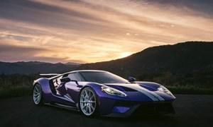 Ford GT HRE Wheels