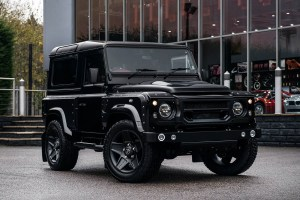 Chelsea Truck Company Land Rover Defender 90 End Edition