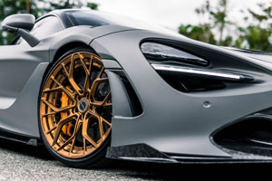 McLaren 720S Brixton Forged Wheels