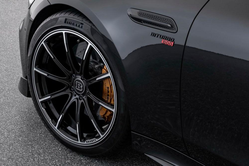 Brabus 800 Mercedes-AMG GT 63 S 4MATIC+