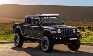 Hennessey Maximus 1000 Jeep Gladiator