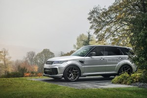 Project Kahn Range Rover Sport SVR First Edition Pace Car