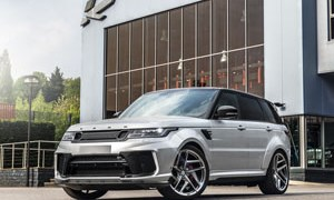 Project Kahn Range Rover Sport SVR Pace Car First Edition