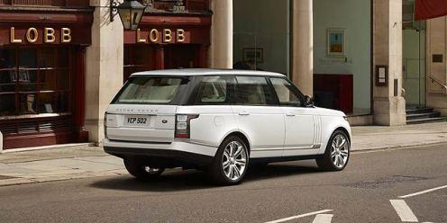 Range Rover Long Wheelbase 6