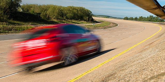 Vauxhall Astra speed 2013
