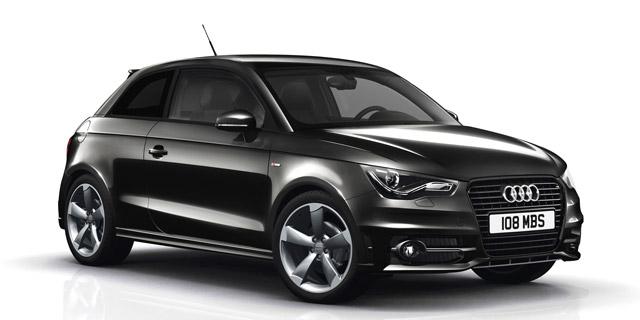 Audi_A1_Black_Edition