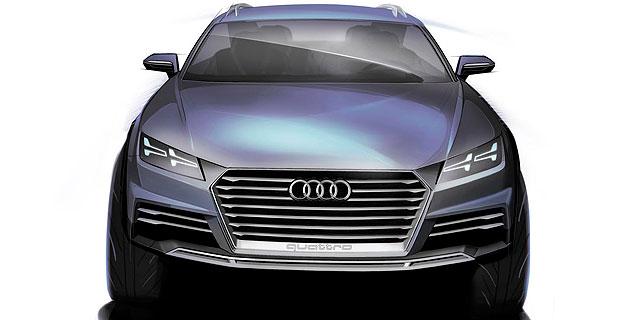 Audi show car concept