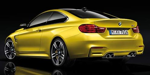 BMW M4 Coupe 2
