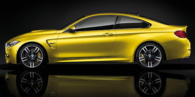 BMW M4 Coupe 4
