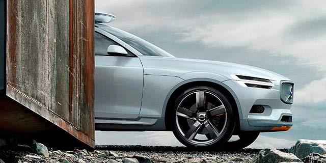 Is This The New Volvo Xc90 Motoring Research
