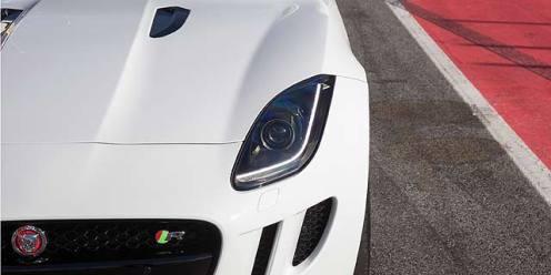 Jaguar F-Type Coupe R 4