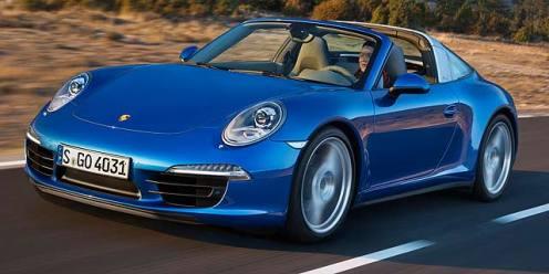 Porsche 911 991 Targa 5