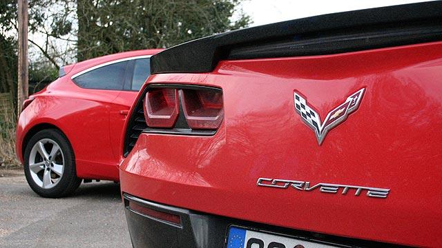 Corvette C7 Stingray 2