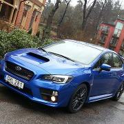 Subaru WRX STI 15 Model Year