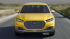 Audi TT offroad concept 03
