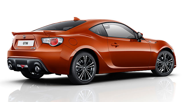 Toyota GT86 2015 Model Year