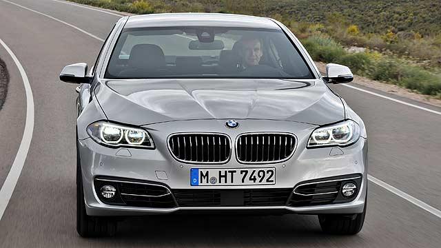 BMW 520d 69mpg