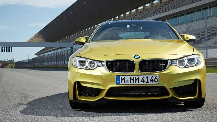 BMW M4 Coupe review (2014)
